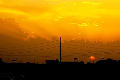 sunset scott photo cloudy walk houston worldwide rays annual 3rd kelbys