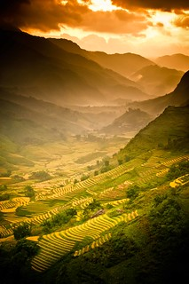 """A Land of Wonder"" Vietnam~Asia~Travel~Rice~Photography~Portfolio"