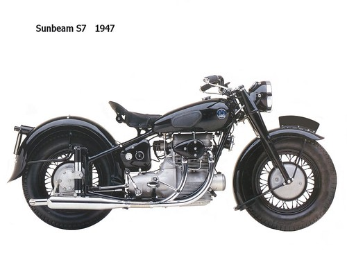 Sunbeam S7 1947