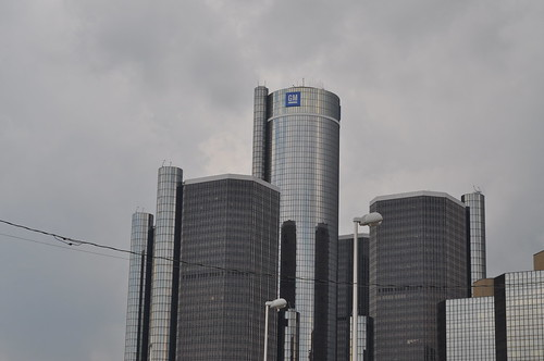 General Motors Headquarters in Detroit