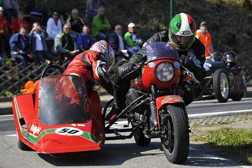 Moto Guzzi sidecar racer :: ru-moto classic motorcycles © Egger 5769