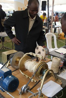 Sisal Machine