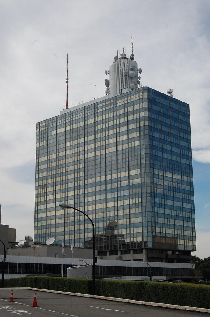 NHK 放送センター
