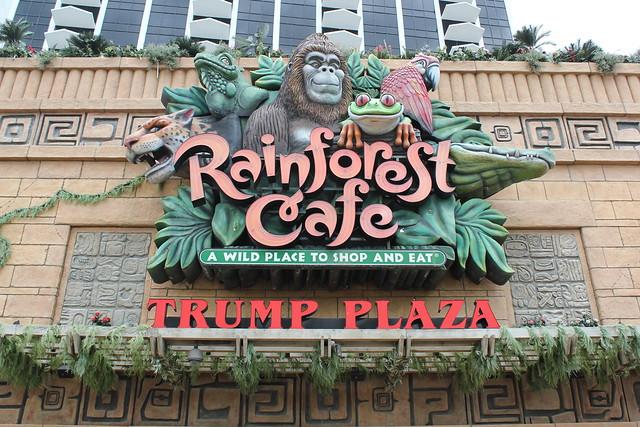 Rainforest Cafe Nj Edison