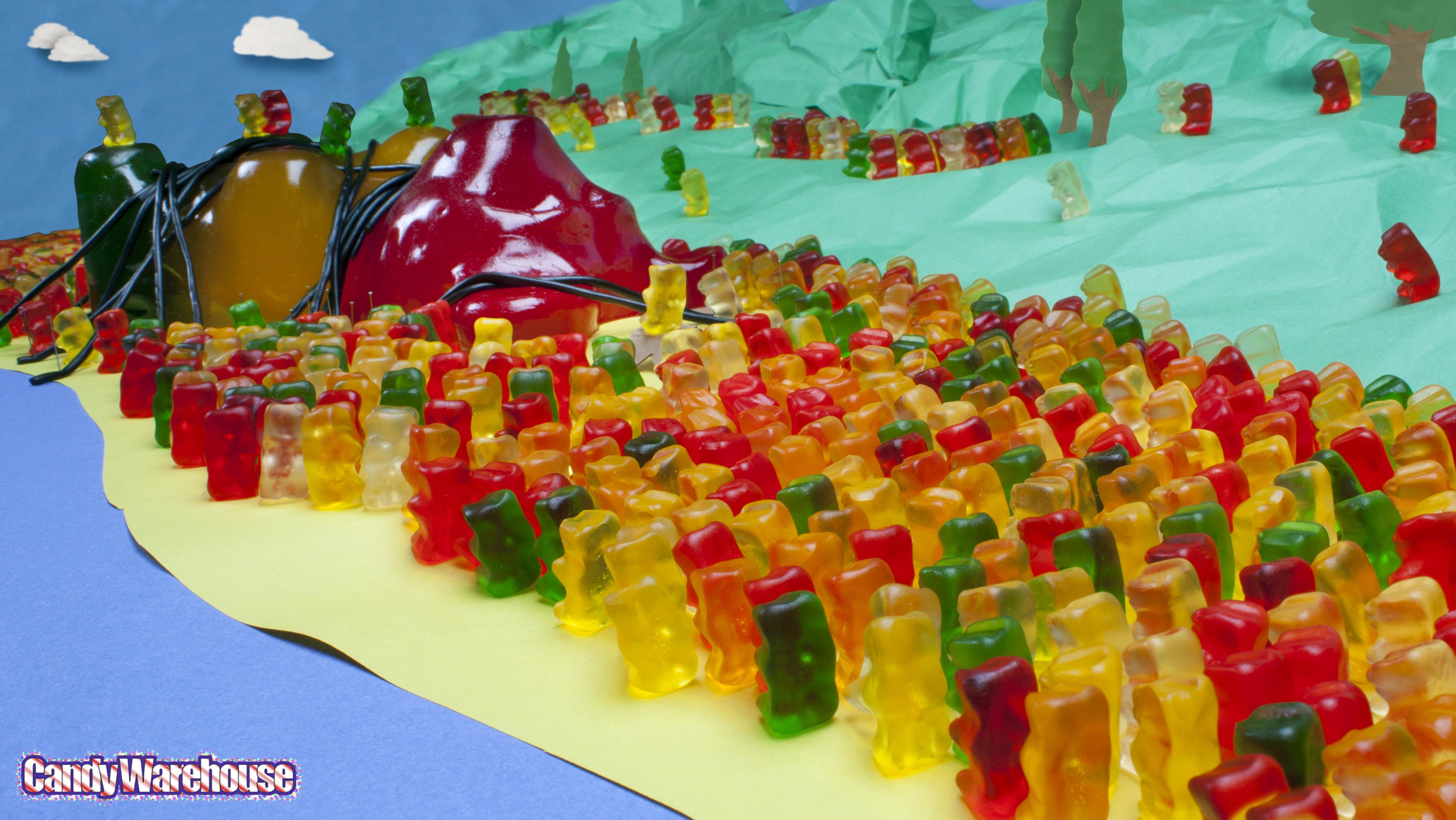 gummy bear land