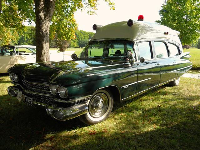 CADILLAC Ambulance Eureka (1959)