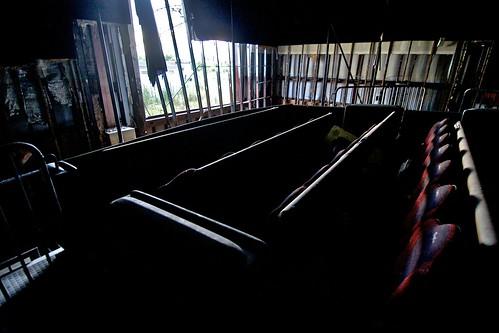 usa abandoned la neworleans hurricanekatrina urbanexploration roller coaster themeparks 3star sixflagsneworleansnola