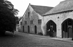Gawthorpe Hall, the Great Barn