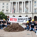 Activists Dump 1000 Lbs of Coal Waste at EPA Headquarters