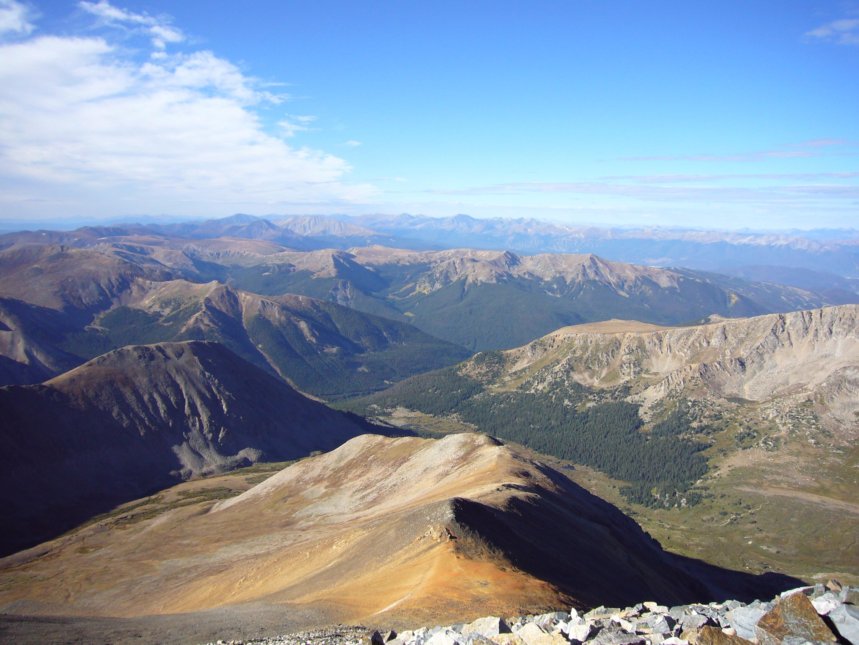 Keystone Elevation : Elevation of glacier mountain keystone co usa maplogs