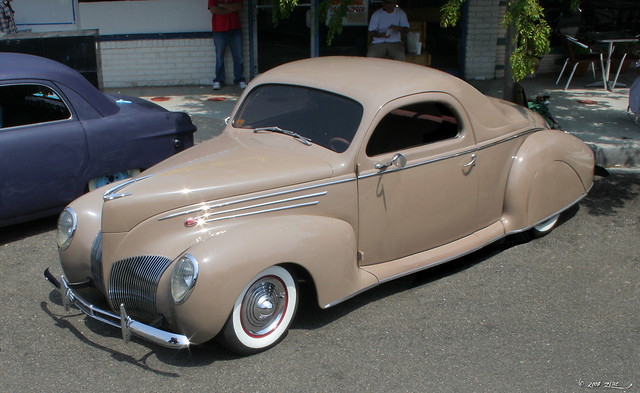 Kool coupes a gallery on flickr for 1936 lincoln zephyr three window coupe