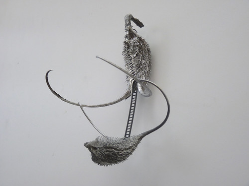 "Misako Inaoka ""Seedpods Ladder"""