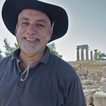 Frank at Ancient Corinth