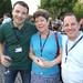 Jeff Utecht, Julie Lindsay and Darren Kuropatwa by Betchaboy