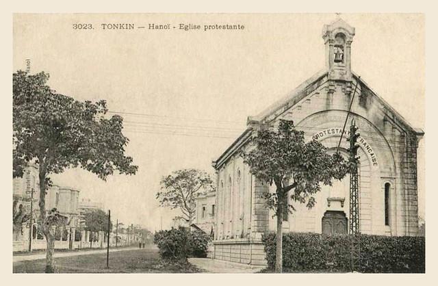 HANOI - Eglise Protestante