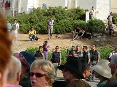 Sheikh Jarrah Protest w/ Soldiers