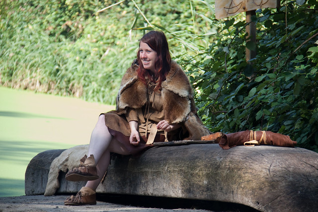 Mesolithic woman