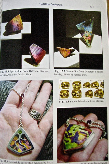 Exotic Gemstones/Spectrolite Chapter