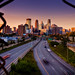 Downtown Minneapolis by Andrew Saxum