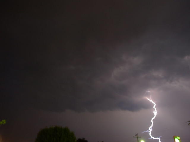 Severe Weather, Aberdeen MD, 9-22-2010