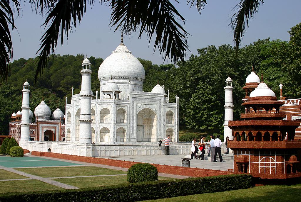 Taj mahal quot window of the world quot theme park shenzhen china flickr