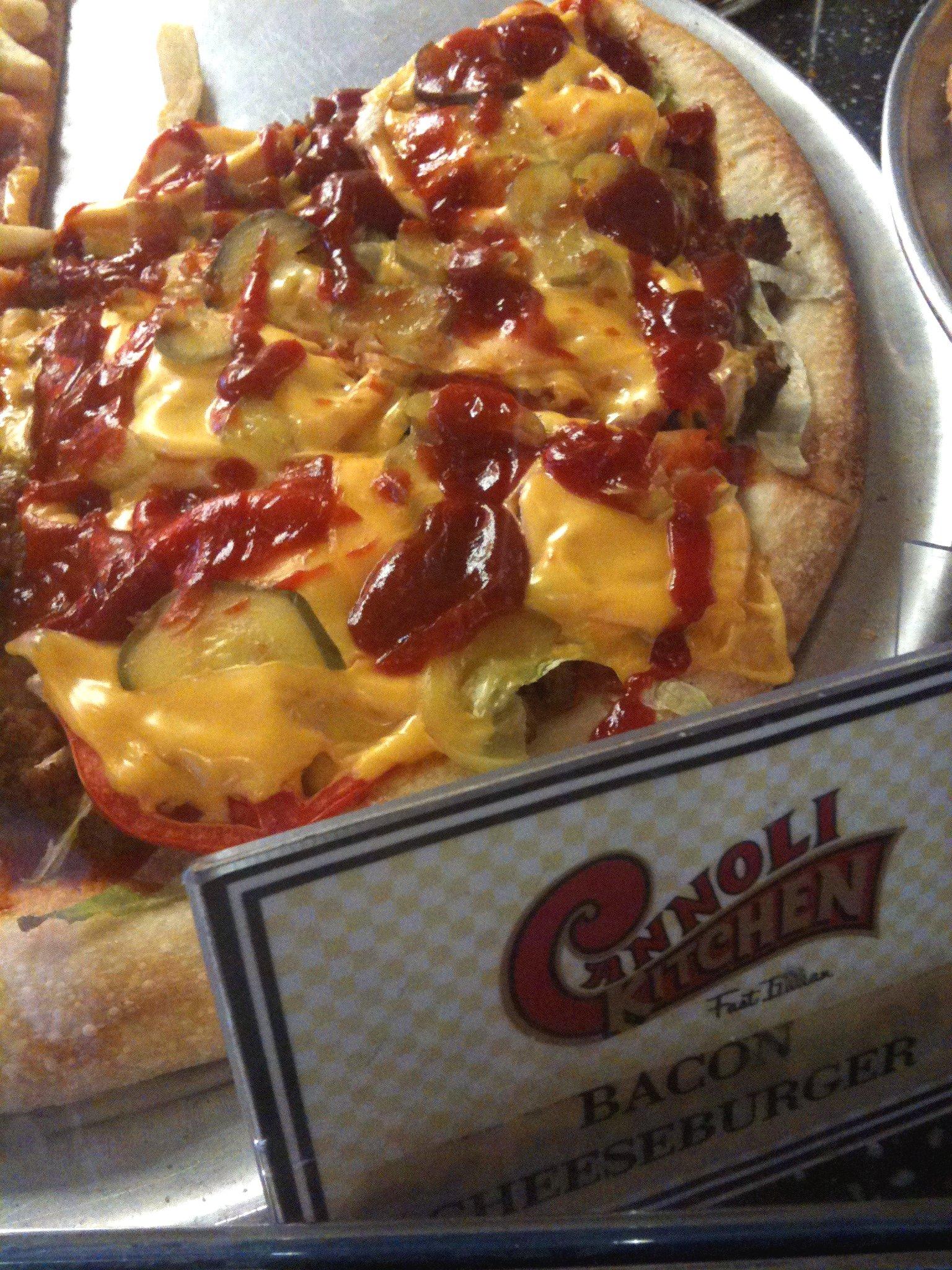 Bacon Cheeseburger Pizza | Flickr - Photo Sharing!