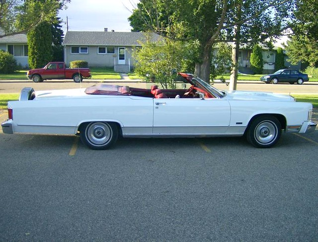 1979 Lincoln Town Coupe Convertible 2 Flickr Photo Sharing