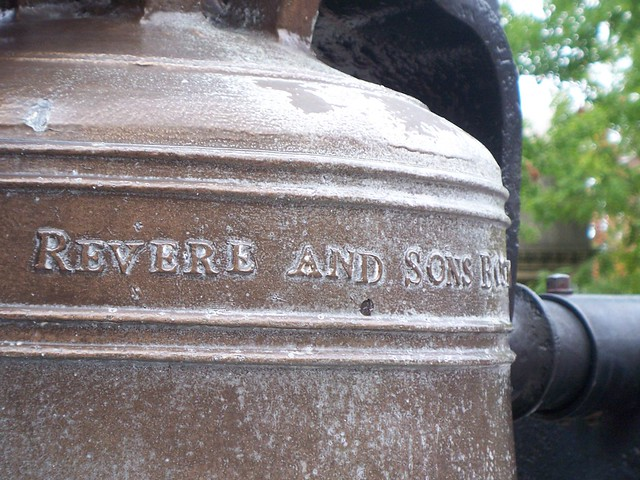 revere and sons bell
