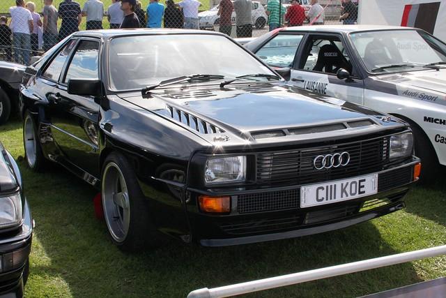 Audi Sport Quattro >> Audi Sport Quattro (Dialynx Conversion)   Flickr - Photo Sharing!