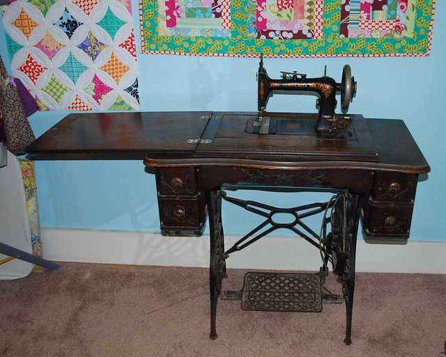 minnesota treadle sewing machine