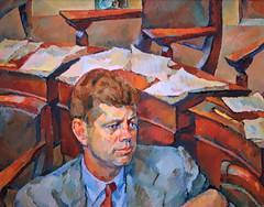 Senator John F. Kennedy, Time cover December 2, 1957