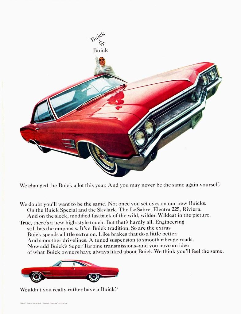 1965 Buick Wildcat Hardtop