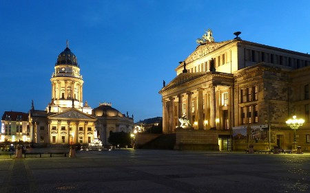 Gendarmenmarkt Square Berlin, Germany - Deutschland