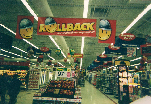 wal mart fort dodge iowa grocery entrance action alley in 2002. Cars Review. Best American Auto & Cars Review
