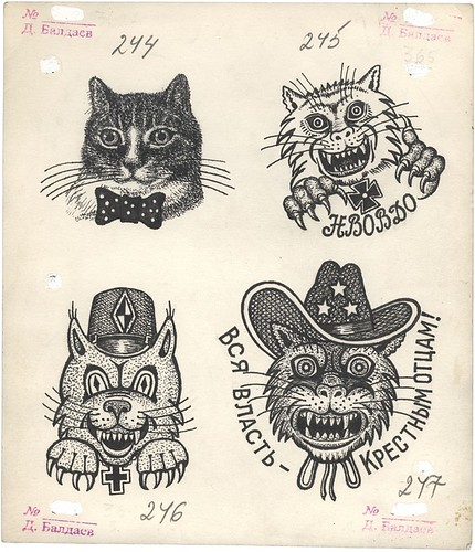 russian criminals tattoos art in hell jake can do