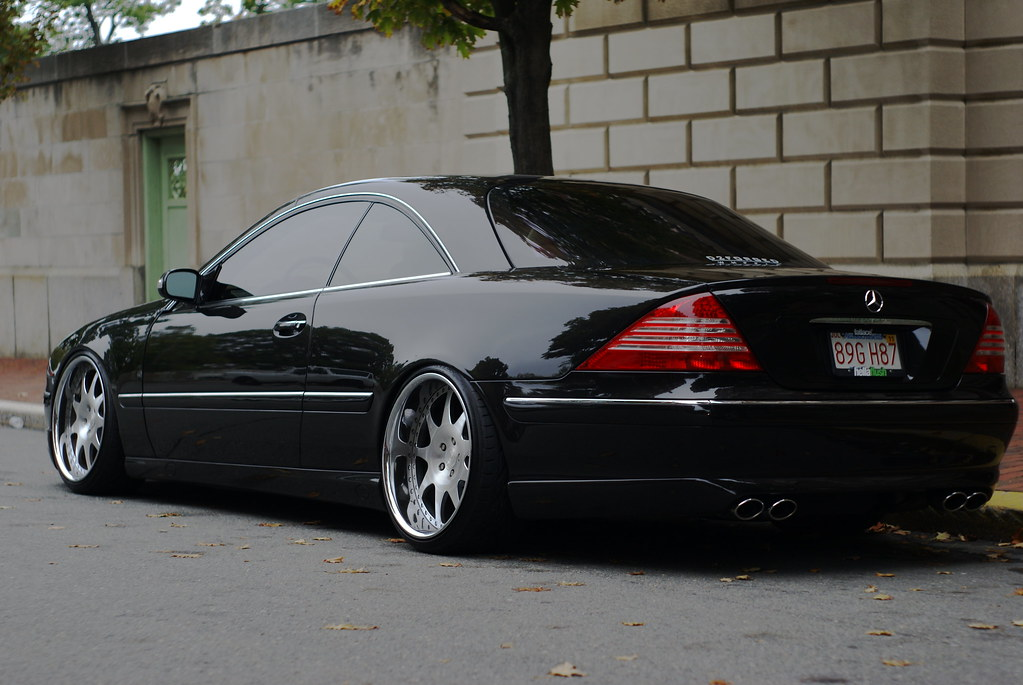 mercedes benz cl500 w215 stancenation form function. Black Bedroom Furniture Sets. Home Design Ideas
