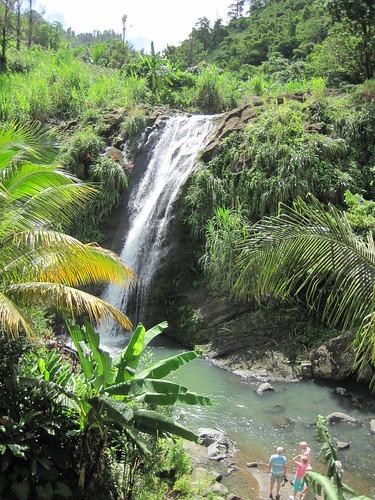 Grenada Concord Waterfall