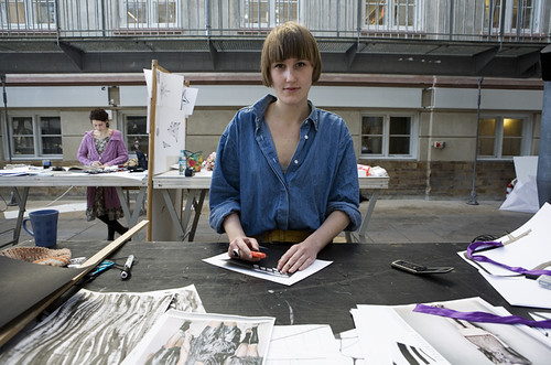 Workshop - Students working | by The Royal Danish Academy of Fine Arts, School of D