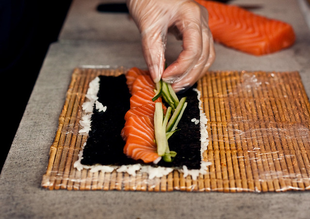 """""""How To Make Sushi"""" 05/11"""