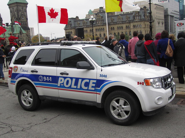 Ottawa Police Ford Escape Flickr Photo Sharing