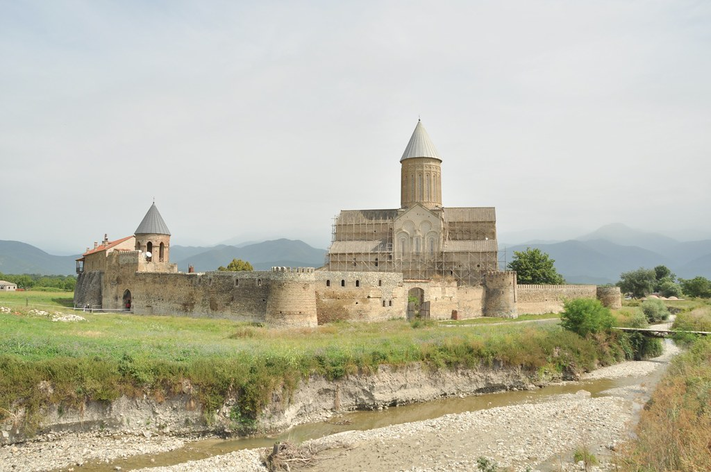 Georgia, Alaverdi Monastry