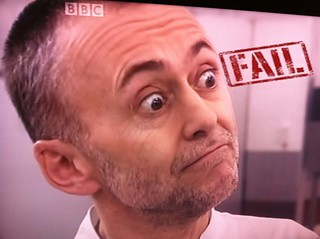 Michel Roux Jr Has An Optimistic Face For This Masterchef Professionals Round By Chichard41