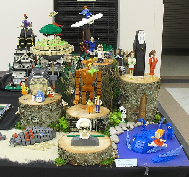 Miyazakitopia at BrickCon 2010