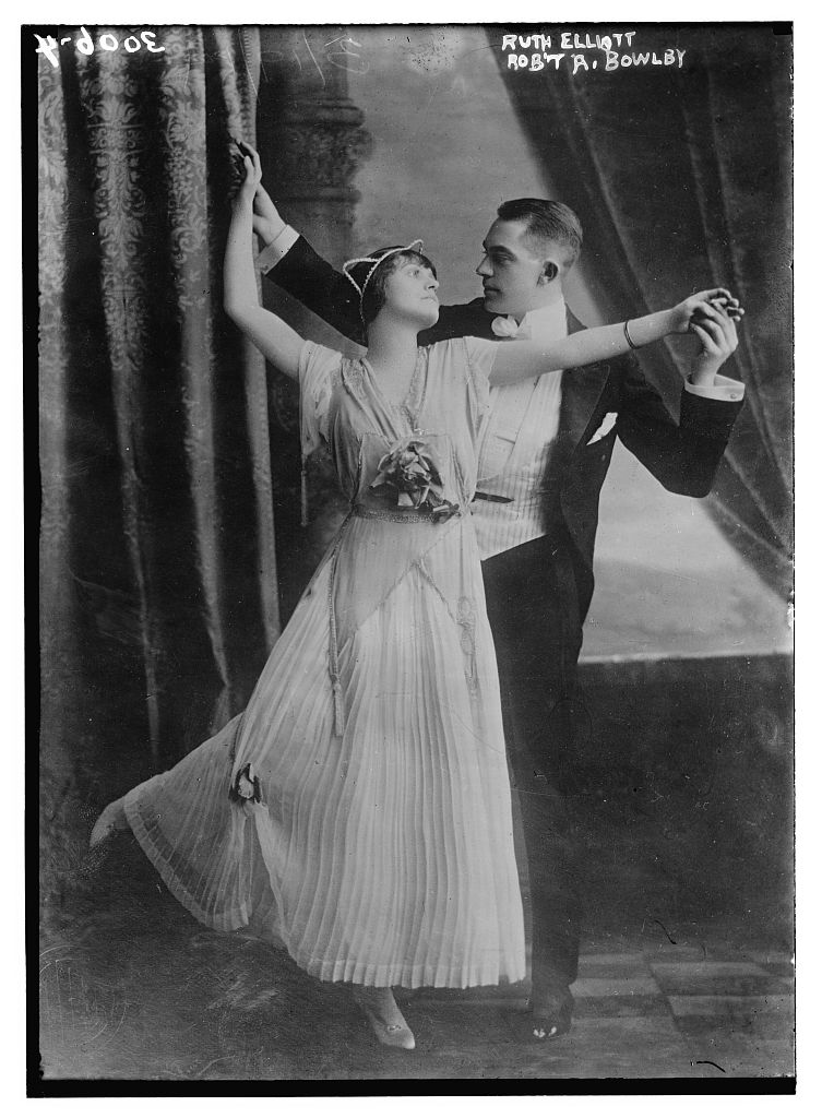 Ruth Elliott [and] Rob't A. Bowlby  (LOC)