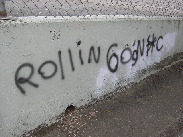 Rollin 60s NHC http://www.flickr.com/photos/northwestgangs/5054633826/