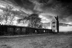 PIGEON TOWER  RIVINGTON  LANCASHIRE ENGLAND