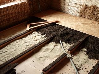 l isolation d un plancher en bois