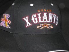 Cuban X Giants Cap ($25)
