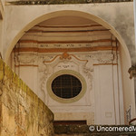 Pitigliano's Synagogue - An Odd Sight in Catholic Italy
