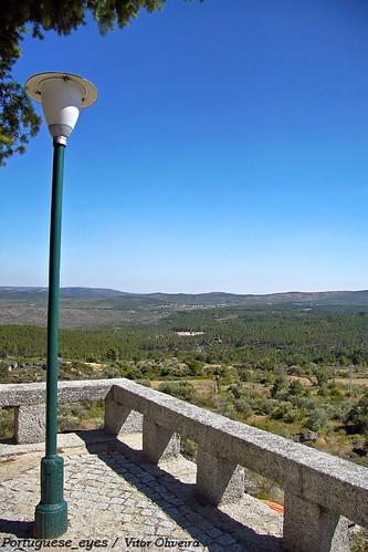 Miradouro de Nossa Senhora da Guia - Caria - Portugal